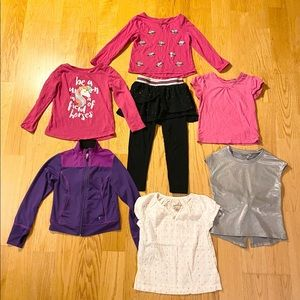Bundle of (not so mystery) girls clothes size 4